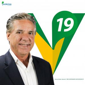 Featured author image: Prefeito Silvio Vaz, apresenta demandas de Jaborandi em Brasília