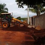 Construção de casas a serem doadas a população carente