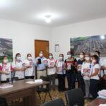 AGENTES COMUNITÁRIOS DE SAÚDE RECEBEM TABLETS DA PREFEITURA